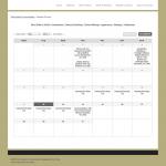 PKC Calendar