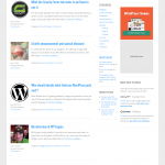 Do It With WordPress Homepage